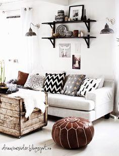 Livingroom, and bad mood...