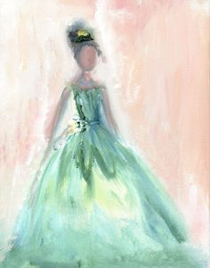 Items similar to Princess and the Frog / Tiana / Disney Princess / Disney Art / Tiana Painting on Etsy Tiana Disney, Arte Disney, Disney Art, Disney Songs, Disney Princesses, Disney Princess Paintings, Disney Princess Art, Disney Princess Pictures, Princess Quotes