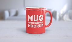 Coffee Mug Mockup PSD Template Pack consolidate high-class PSD Coffee Mug Mockup among smart things, so you seat quickly adjust color, environment, and logo since the showcase. You practice Coffee Mug Mockup for retired and business projects.