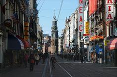 Amsterdam winkelstad | Flickr - Photo Sharing!