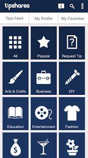 Tipshares - tips & life hacks- screenshot thumbnail