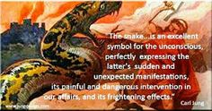 Carl Jung Depth Psychology: Apart from Elijah and Salome I found the serpent as a third principle.