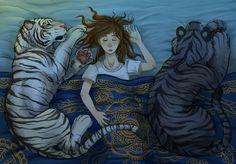 Good night, sleep tight, don't let the tigers bite by ryuukuringo