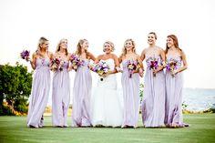 Wedding Color Purple - Purple Wedding Ideas | Wedding Planning, Ideas & Etiquette | Bridal Guide Magazine