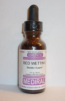Natural Home Remedy for Incontinence and Bladder Support | Bed Wetting Homeopathic  www.eVitaminMarket.com