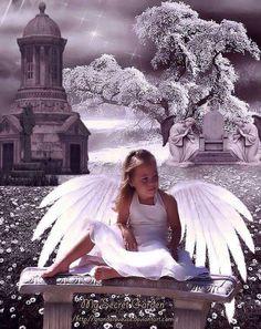 My Secret Garden by GrandeReveuse on DeviantArt I Believe In Angels, Deviantart, Fantasy, Garden, Garten, Lawn And Garden, Gardens, Fantasy Books, Fantasia