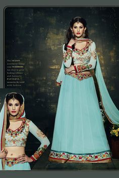 Teal Color Bridal Lehenga Choli Online From Hdbazaar Bridal Lehenga Online, Lehenga Choli Online, Anarkali Dress, Anarkali Suits, Wedding Lehanga, Bridal Lehenga Choli, Designer Anarkali, Fashion Updates, Special Occasion Dresses