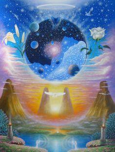 circle of eternal harmony