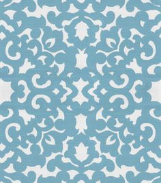 Love this fabric for my couch also... but may be a bit too blue and not enough turquoise