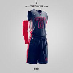 Nike x Hip-Hop Artists - Rebrand for 15 NBA Teams on Behance Xavier Basketball, Basketball Finals, Basketball Camps, Custom Basketball Uniforms, Baseball Jerseys, Football, Detroit Vs Everybody, Louisville Basketball, Detroit Pistons