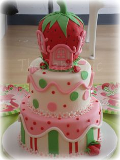 strawberry shortcake cakes for kids | Recent Photos The Commons Getty Collection Galleries World Map App ...