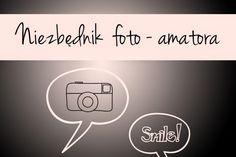 niezbędnik fotografa amatora