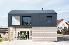 この美しくてユニークな住宅は、ドイツが誇るGerman studios Fabian Evers Archit ...