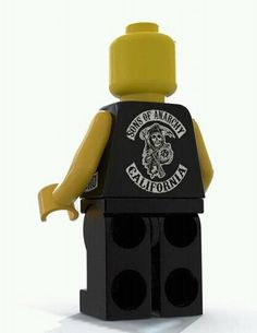 Lego - Fangirl - Sons of Anarchy