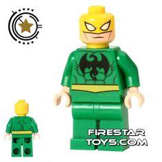 LEGO Super Heroes Minifigure - Iron Fist
