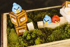 Real Party: Festa charmosa do Angry Birds - Just Real Moms - Blog para Mães