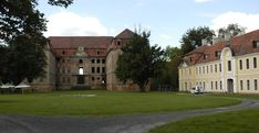 Palace in Brody, Poland.