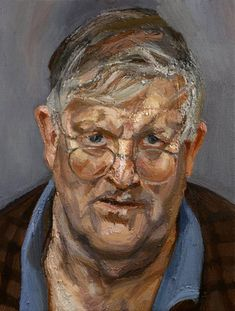 Lucian Freud, 'David Hockney' I read that Freud and Hockney did each other's portraits. Hockney's of Freud took a few hours to paint. Freud's of Hockney took weeks. Lucian Freud Paintings, Lucian Freud Portraits, L'art Du Portrait, Inspiration Art, Robert Rauschenberg, Edward Hopper, National Portrait Gallery, Collaborative Art, Klimt