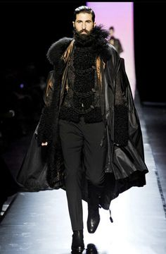 Gaultier Fall 2011 Men's Couture