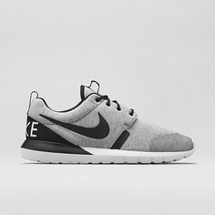 Nike Roshe Run NM W • Same Lightweight Thermal Construction as Nike's Tech Fleece.
