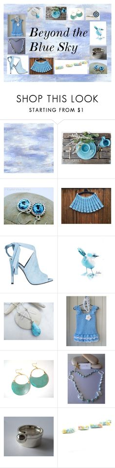 """Beyond the Blue Sky: Handmade Gifts for Her"" by paulinemcewen ❤ liked on Polyvore featuring Rustico, Kendall + Kylie and rustic"
