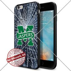 WADE CASE Manhattan Jaspers Logo NCAA Cool Apple iPhone6 6S Case #1269 Black Smartphone Case Cover Collector TPU Rubber [Break] WADE CASE http://www.amazon.com/dp/B017J7KAGA/ref=cm_sw_r_pi_dp_VMlvwb1TSE5K7