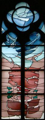 Hans-Günther van Look, Stained Glass Window.