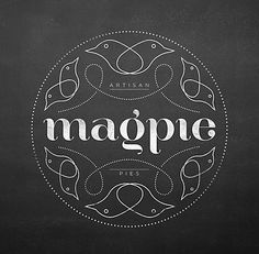 Magpie Artisan Pie Boutique Featured in: 2013 CA Design Annual