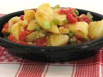 Serbian Potato Salad Recipe