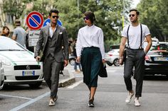 THE BEST STREET STYLE AT MILAN MEN'S FASHION WEEK SS 2016