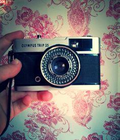 pretty vintage camera