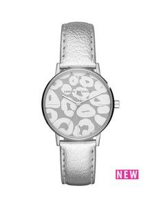 ddaa120bb65 armani-exchange-armani-exchange-lola-silver-leather-strap-