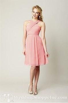Kennedy Blue Bridesmaid Dress Audrey / 28106 Price- $168 in Coral and Mint