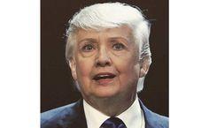 Las redes sociales se llenaron de imágenes en las que se fusionaban los rostros de los dos candidatos presidenciales de EU