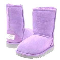 Purple Uggs <3
