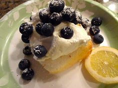 The Grandmother Gig: Summer Sweets Light Desserts, Easter Recipes, Berries, Friday, Pudding, Sweets, Foods, Dishes, Breakfast