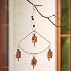 Hanging Temple Bell Chimes