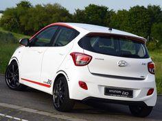 """Hyundai i10 """"Sport""""."""