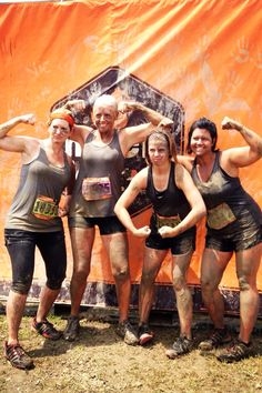 MSFIT MUDDERS @ Muckfest MS - 2013 in Mewin, MO Mud Run, Flex Friday, Ms, Muscle, Running, Fitness, Keep Running, Why I Run, Muscles