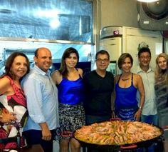 ♥ Petit Comité em volta de uma Deliciosa Paella ♥  http://paulabarrozo.blogspot.com.br/2015/01/petit-comite-em-volta-de-uma-deliciosa.html