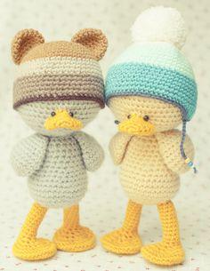 Ducks!. how freaking cute!