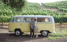 I want to take preshy lovey pics with a VW bus...or just have a VW bus...