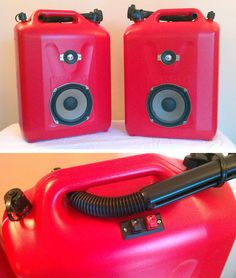 Jerrycan Speakers