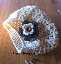 Cappellino con ventaglietti all uncinetto  i tutorial di Camilla ... 1d9240513ee9