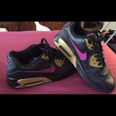 new styles 433ee 39602 Nike Air Max 90 Used air maxs.looking to upgrade to all black ones instead!
