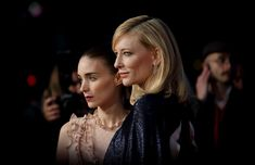5 Reasons Why Carol's Cate Blanchett and Rooney Mara Are the Ultimate Red Carpet Duo from InStyle.com