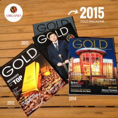 2015 GOLD Magazine Unveiled in Los Angeles
