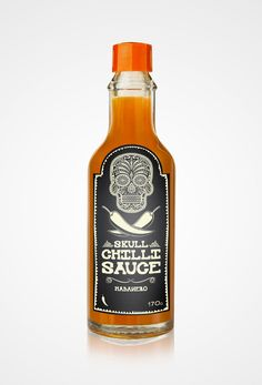 Skull Chilli Sauce | Diego Bolgioni