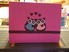 Owl punch valentine