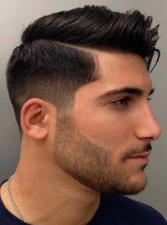men hairstyle 121, hairstyle from the side